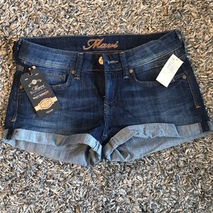 MAVI JEAN SHORTS TIARA DARK RIVERIA